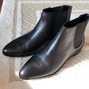 Anne Taylor Ankle Boots.  Worn once.